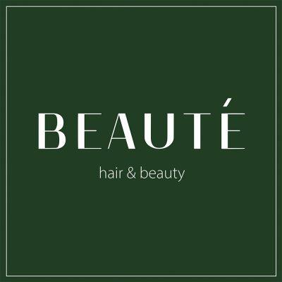 Beauté - Logo - Groen